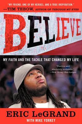 Believe By Legrand, Eric/ Yorkey, Mike
