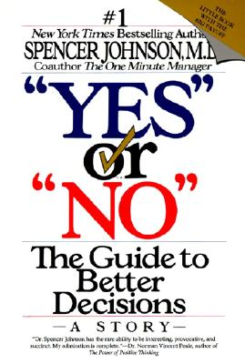 'Yes' or 'No' By Johnson, Spencer